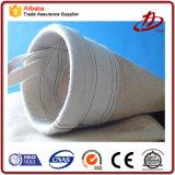 Filtro colector de polvo industriales Core / poliéster impermeable Bolsa de Filtro de fieltro con aguja