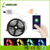 WiFi flexible control remoto inteligente la barra de RGB KIT TIRA DE LEDS