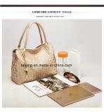 Heißer Verkaufs-Leder-Schulter-Großhandelsbeutel 4 Stück/gesetzte Dame-Beutel-Handtasche