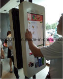 32 Zelf het Bestel- van de duim Kiosk met de Lezer van de Streepjescode