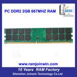 Ordinateur de bureau clients fabricants OEM le logo de la mémoire RAM DDR2 2 Go de RAM