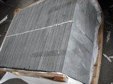 G684 nero fiammeggiato che pavimenta mattonelle
