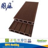 En plein air en plastique en bois Composite Decking Conseil Flooing WPC pour