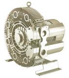 Estocando o ventilador centrífugo de confeção de malhas do ar da maquinaria com o vácuo elevado