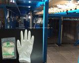 La fabricación de guantes desechables de látex Guante de Médicos de la máquina que hace la máquina