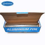 Устранимый крен алюминиевой фольги для еды Packging