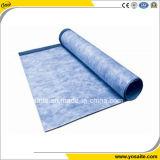 PE tissu non tissé les membranes imperméables composite