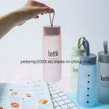 Приятный стиль высокое качество учебы портативные пластиковые бутылки воды