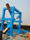 Éolienne de filament de cylindre de tube de pipe de la fibre de verre GRP FRP
