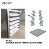 Otturatore di alluminio di buona qualità con il blocco per grafici della feritoia