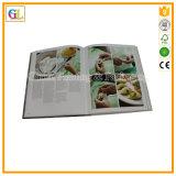 Impresión dura del libro del café de la cubierta (OEM-GL006)