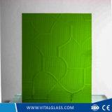 4-12m m templaron claramente calculado/Patternde/reflexivo/vacío/vidrio de flotador laminado/helado/teñido