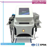 4en1 Cativation Lipo Laser Portable RF corps Slimming Machine vide