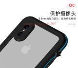 2018 Novo Design à prova de choques Celular caso para iPhone x
