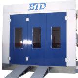 Btdのペンキブースのヒーター移動式車装置のスプレー式塗料ブース