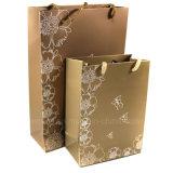 Saco de papel de joalharia sofisticados com Design Deifferent