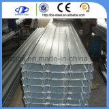 Bobina de aço galvanizados a quente para a folha do deck de piso de Metal