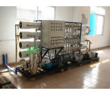 Sistema de Osmosis Inversa a gran escala de la planta de filtración de agua