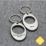 De aangepaste Zeer belangrijke Ketting van Keychain van de Flesopener van de Douane