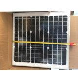 45W光起電太陽電池パネルの卸売の太陽エネルギーのモジュール