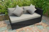 Viro PET Rattan-Garten-Sofa-Tisch-gesetzte im Freienmöbel