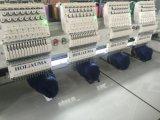 Macchina poco costosa del ricamo della maglietta del merletto del cappello delle 4 teste della Cina di Dahao del calcolatore del ricamo di prezzi commerciali superiori della macchina