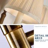 Lampade da parete materiali del ferro innovatore moderno del progettista per la stanza da bagno