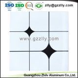 El Recubrimiento de rodillos de aleación de aluminio Panel del techo de impresión para la Sala de Exposiciones
