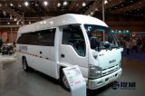 Nieuwe die Bus Isuzu in China wordt gemaakt