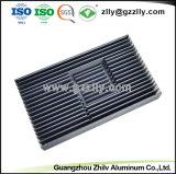 Высокая Precisio алюминиевый профиль для теплоотвода с ISO9001