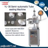 Machine semi-automatique de cachetage de tube pour le cirage à chaussures (YL-30)