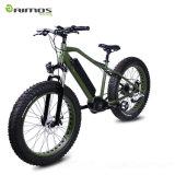 METÀ DI bici grassa elettrica della gomma del motore di azionamento di 500W 750W 1000W Bafang/bicicletta di E/neve grasse Ebike