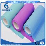 Tela não tecida dos PP Spunbond para o fabricante não tecido da tela dos PP dos sacos de compra