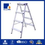 De Ladder yqjt-Yb van het aluminium met Voor dubbel gebruik en Gemakkelijk op te slaan