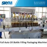 Машина оливкового масла машины завалки вязкостной жидкости разливая по бутылкам
