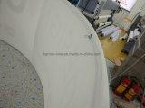 展覧会の展示会の伸張材料(SS-TA1)が付いている円形の天井の旗