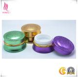 Vaso cosmetico viola del balsamo dell'ente di ceramica