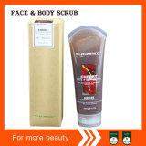 Blanchissant la peau Body Scrub 250ml du tube en plastique