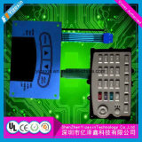 Conductive Customized OEM Membrane Switch Remote To control Silicone Rubber Keypad