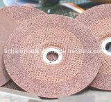 Disco de Corte abrasivo e rebolo de metal e de Pedra