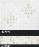 250X330mm Ceramiektegel met het Ontwerp van de Bloem