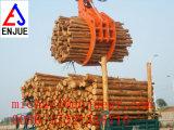La rotación de la madera Registro Grab agarrar, pinza de madera