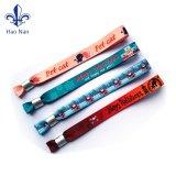 Cheap bracelets personnalisés Aucun minimum/Bracelet Polyester