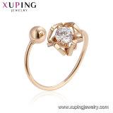 15474 Ring van de Vinger van de Juwelen van het Roestvrij staal van Xuping 18K de Verguld CZ van de manier met draak-Gevormd