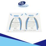 Térmica activa Niti ortodoncia cable arco