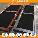 Aluminio estándar australiano/Aluminio/puerta deslizante de aluminio de la fábrica del aluminio de Weiye