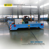 L'enrouleur de câbles a actionné le camion motorisé de transfert de longeron traitant la remorque pour l'industrie