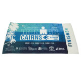 昇進のための印刷されたビーチタオルのIronmanのスポーツ・イベントタオル