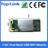 Верхняя-5M02 802.11AC 1T1R Realtek RTL8811au два диапазона 600 Мбит/с USB встроенный модуль беспроводной связи WiFi