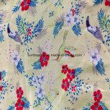 Tessuto di alta qualità, tessuto chiffon del poliestere con la stampa di modo per il vestito